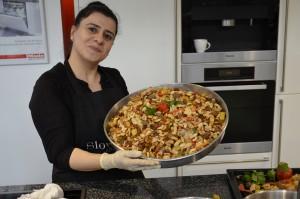 """Kochen_Beriani bei """"Kochen ohne Grenzen"""""""