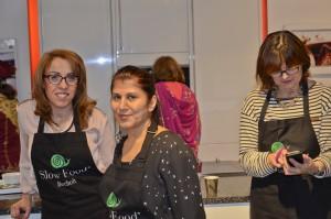 """Kochen_Orientalische Spezialitäten bei """"Kochen ohne Grenzen"""" zugunsten von Flüchtlingen"""