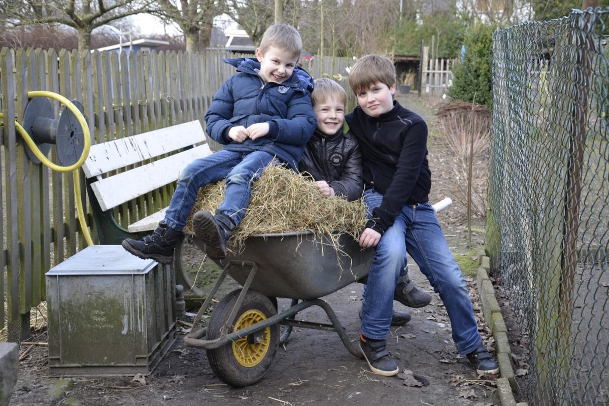 Gärten für Kinder