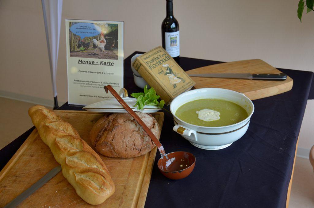 Münsterländer Küche