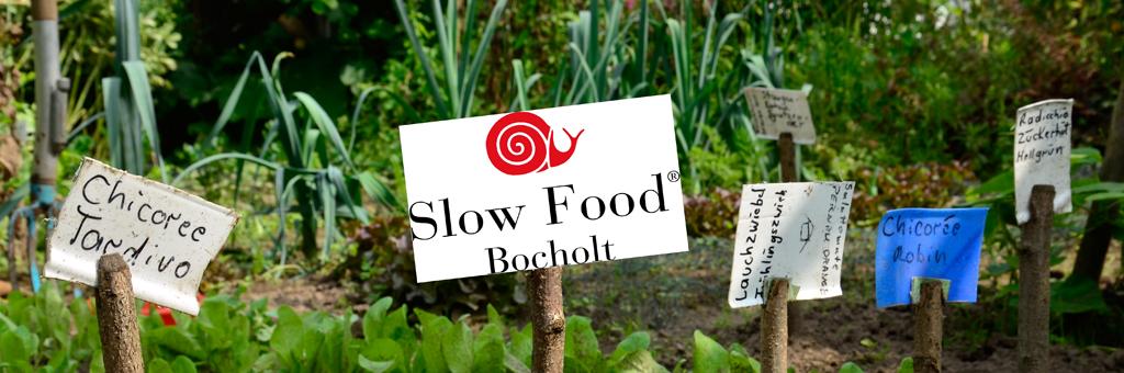 Tafelrunde am 18.10.2018 von Slow Food Bocholt
