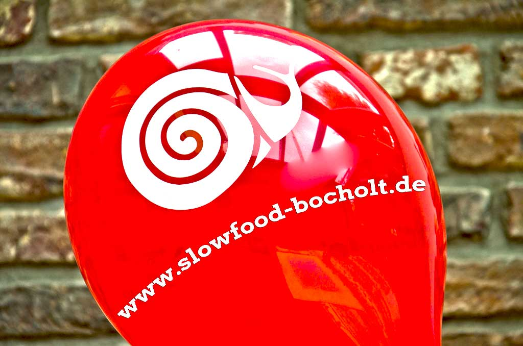 Tafelrunde Slow Food Bocholt